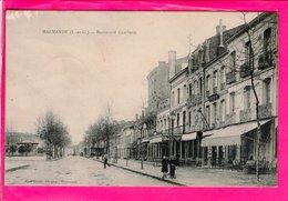 Cpa Carte Postale Ancienne  - Marmande Boulevard Gambetta - Marmande