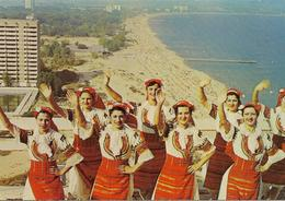 CPM Bulgarie, Slantchev Briag, Troupe Folklorique - Bulgarie