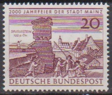 BRD 1962 MiNr.375  ** Postfr. 2000 Jahre Mainz ( 6924 ) Günstige Versandkosten - BRD