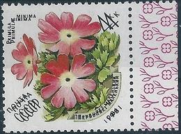 B1644 Russia USSR Flora Plant Flower ERROR - Pflanzen Und Botanik