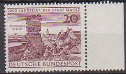 BRD 1962 MiNr.375  ** Postfr. 2000 Jahre Mainz ( 6925 ) Günstige Versandkosten - BRD