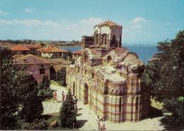 CPM Bulgarie, Nessebar, église Pantocrator - Bulgarie