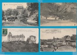 BELGIË Lot Van 60 Oude Postkaarten - Postcards