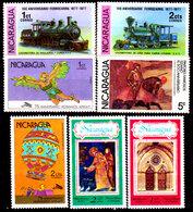 Nicaragua-0105 - Emissione 1978 - Senza Difetti Occulti. - Nicaragua