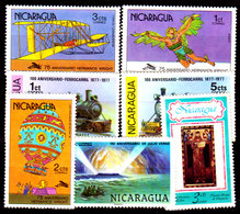 Nicaragua-0106 - Emissione 1978 - Senza Difetti Occulti. - Nicaragua