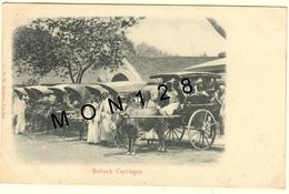 SRI LANKA / CEYLON / CEYLAN - COLOMBO - BULLOCK CARRIAGES - Sri Lanka (Ceylon)