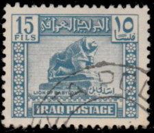 Irak 1941. ~ YT 133 - Lion De Babylone - Irak