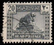 Irak 1941. ~ YT 135 - Lion De Babylone - Irak