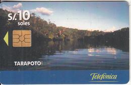 PERU - Tarapoto, Telefonica Telecard, Chip GEM2.1, 04/99, Used - Peru