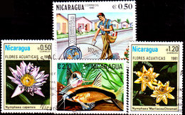 Nicaragua-0108 - Emissione 1981 - Senza Difetti Occulti. - Nicaragua