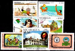 Nicaragua-0109 - Emissione 1982 - Senza Difetti Occulti. - Nicaragua