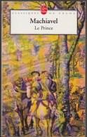 MACHIAVEL / LE PRINCE / TRAITE DE POLITIQUE RENAISSANCE / DONSPF 34 - Culture