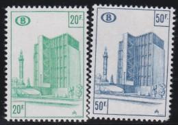Belgie    .   OBP  .    TR  426/427     .   **  .     Postfris  ZONDER  Charnier   .  /  .  Neuf  SANS Charniere - 1952-....