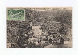 Chalençon. Hte Loire. Vue Générale Méridionale. Ancien Château Seigneural. (2974) - France