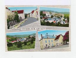 Viviers Sur Artaut. Multivue. Années 1970. (2975) - France