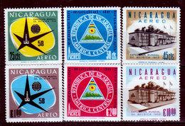 Nicaragua-0110 - Emissione Di P.A. 1958 (++) MNH - Senza Difetti Occulti. - Nicaragua