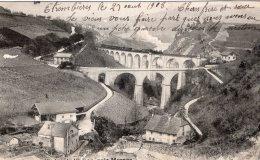 V15021 Cpa 74 Pont Et Viaduc De Viaison, Près Mornex - Ohne Zuordnung