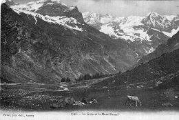 V15033 Cpa 74 La Gura Et Le Mont Pourri - Non Classificati