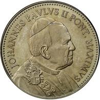 Vatican, Médaille, Pape Jean Paul II, SPL+, Nickel - Other
