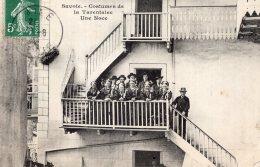 V15048 Cpa 73 Costumes De La Tarentaise - Une Noce - Non Classificati