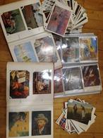 ARTS : Peintures Et Tableaux Gros Lot De + De 600 Cpa Cpsm Cpm Divers Peintres Toutes époques - Peintures & Tableaux