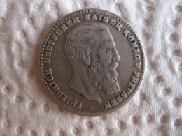 Médaille En Argent . Friedrich Deutscher Kaiser Konig V Preussen 9 Marz 1888 15 Juni 1888 . - Allemagne