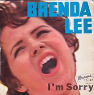 BRENDA LEE - I'M SORRY - EP - 45 Rpm - Maxi-Single