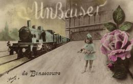 BELGIQUE - HAINAUT - PERUWELZ - BONSECOURS -  Un Baiser De ... - Péruwelz