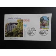 FDC - Jardins De France - Oblit Chatenay Malabry 22/4/06 - FDC