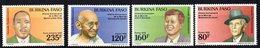 Serie Nº 793/5 + A-321 Burkina Faso - Burkina Faso (1984-...)