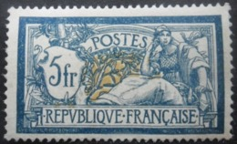 FRANCE Type Merson N°123 Neuf ** - 1900-27 Merson