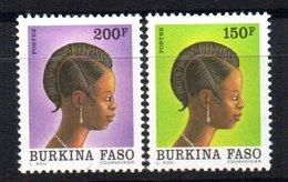 Serie Nº 836/7  Burkina Faso - Burkina Faso (1984-...)