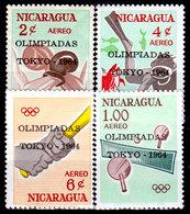 Nicaragua-0113 - Emissione Di P.A. 1964 (++) MNH - Senza Difetti Occulti. - Nicaragua