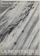 Revue Du Club Alpin Français 1933 - 1900 - 1949