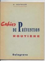 Cahier De La Prévention Routiere 1966 - Books, Magazines, Comics