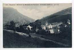 - CPA SAINT-ANDEOL (38) - Vue Générale - Photo L. B. 1410 - - France