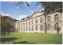 Crouy Saint Pierre - Abbaye Notre Dame Du Gard Maison Mère Des Frères Auxilliaires - Bâtiment Principal (cp Vierge) - Autres Communes
