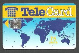 PAKISTAN USED CHIP PHONECARD TELECARD 75 UNITS - Pakistan