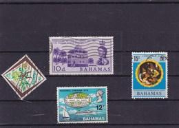 BAHAMAS : Y&T : 168 O-288 O-294 O-301 O - Bahamas (1973-...)