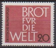 BRD 1962 MiNr.389  ** Postfr. Brot Für Die Welt ( 6952 ) Günstige Versandkosten - BRD