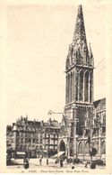 (14) Calvados - CPA - Caen - Place Saint-Pierre - Caen