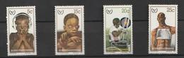 Bophuthatswana 1981, International Year Of Disabled People 4v Mnh - Bofutatsuana