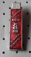Mon Shampoo Hair Cosmetic Slavica Subotica Serbia Ex Yugoslavia Pin - Perfume