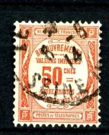 Taxe  47 - 50c Rouge - Oblitéré - Très Beau - Impuestos