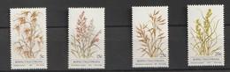 Bophuthatswana 1981, Grasses 4v Mnh - Bofutatsuana