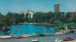 BUENOS AIRES, LAGO EN LOS JARDINES DE PALERMO. COLOR POST CARD, GRAFICA SA. ARGENTINA.- BLEUP - Argentina