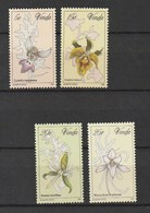 Venda 1981, Orchids 4v Mnh - Venda