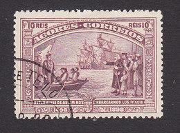 Azores, Scott #95, Used, Vasco De Gama, Issued 1898 - Açores