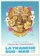 Raymond PAGES - La Tranche-sur-Mer - 4e Bourse Des Collectionneurs - 1988 - Pages