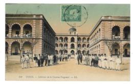Tunisie. Tunis, Intérieur De La Caserne Forgemol (3919) - Tunisie